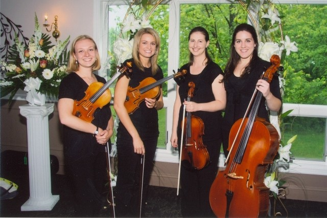 image of string quartet