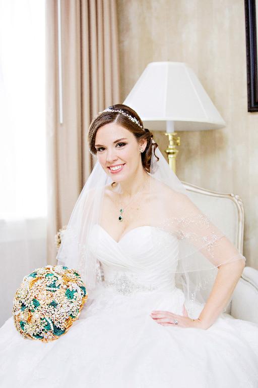 image of bride