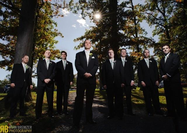 image of groomsmen